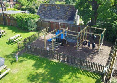 The Garden Children Play Area