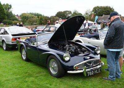 The Swan Chaddesley_Car Show 2021_01