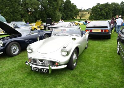 The Swan Chaddesley_Car Show 2021_04