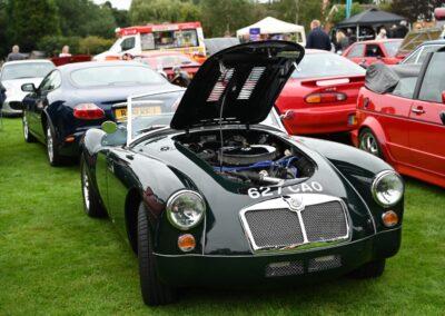 The Swan Chaddesley_Car Show 2021_09