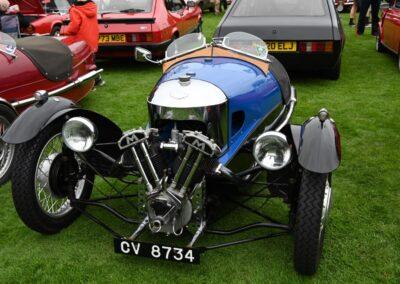 The Swan Chaddesley_Car Show 2021_107