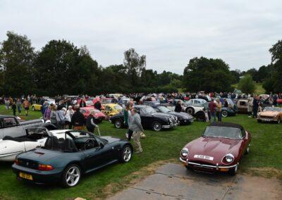 The Swan Chaddesley_Car Show 2021_136