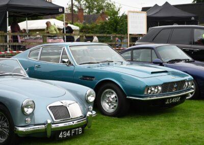The Swan Chaddesley_Car Show 2021_15