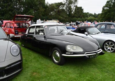 The Swan Chaddesley_Car Show 2021_22