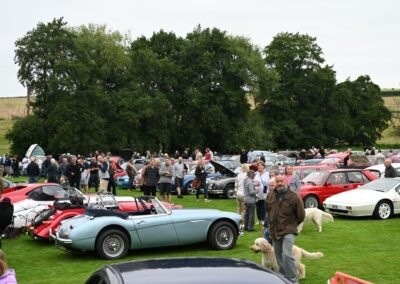 The Swan Chaddesley_Car Show 2021_29