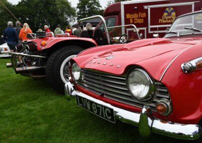 The Swan Chaddesley_Car Show 2021_58