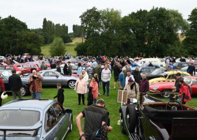 The Swan Chaddesley_Car Show 2021_85