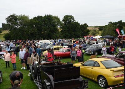 The Swan Chaddesley_Car Show 2021_87